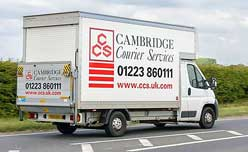 Cambridge Courier Services Celebrates 25 Years of Parcel Delivery