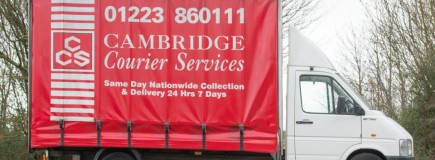 Cambridge Courier Services Celebrates 21 Years of Parcel Delivery