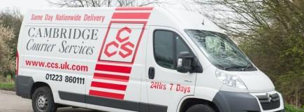 Cambridge Courier Services Case Study