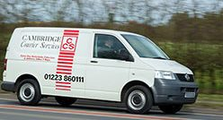 cambridge couriers transporter_van